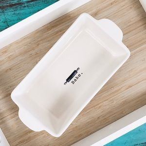 Rae Dunn Kitchen - NWT Rae Dunn Icon Collection Bake Loaf Pan